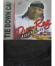 Jordan Du-Rag Tie down Cap plus Stocking cap 18 Colors Avail CB-5012
