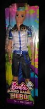 Ken doll from Barbie Video Game Hero,  not available here