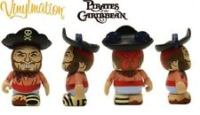"Disney Vinylmation 3"" ★ Dirty / Muddy Foot w/ Hat ★ Pirates Of Caribbean ★ New ★"