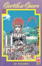CORTILI DEL CUORE COLLECTION n° 5 ed. Planet Manga