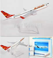 Korean JEJU Air Boeing 737 HL8050 Airplane 16cm DieCast Plane Model