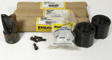 "New Lot 3 Extension 10"" Lock-On Tubes For Enerpac 10-Ton, End Cap, 2 Ram Bases+"