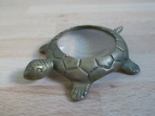 Petite loupe tortue en laiton