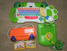VTech VSmile Baby System Console + LeapFrog Clickstart My First Computer