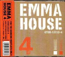 EMMA HOUSE 4 - Japan 2 CD THE PIANOHEADZ HIROSHI WATANABE RAZOR N' GUIDO AMIRA