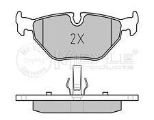 025 219 3417 MEYLE Bremsbelagsatz passend für WVA