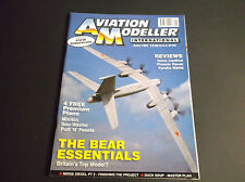 VINTAGE AVIATION MODELLER INTERNATIONAL MAGAZINE JUNE 1997 R/C PLANE *VG-COND*