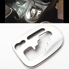 SUS304 Stainless Steel Shift Gear Panel Trim For Toyota VITZ/YARIS 130S 2017-18