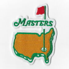 Augusta Masters Golf Iron on Patches Embroidered Patch Emblem Flag PGA Tour
