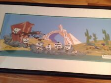 Wile E Coyote & Roadrunner Fanatic  By Chuck Jones GREAT DEAL!!!