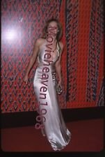 ELIZABETH HURLEY  VINTAGE  35MM SLIDE TRANSPARENCY 8931 PHOTO
