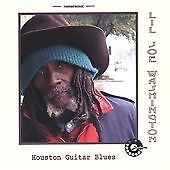 Houston Guitar Blues - Little Joe Washington (CD New)