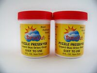 Sunsout Puzzle Preserver Glue 2 -4 Ounce Jars