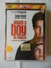 ABOUT A BOY Un Ragazzo Hugh Grant Film DVD