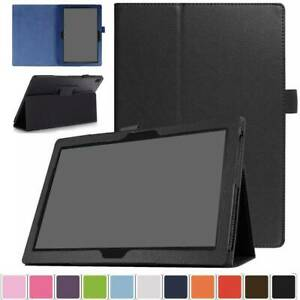 """For Lenovo Smart Tab M10 TB-X605F TB-X505F 10.1"""" Slim Leather Stand Case Cover"""