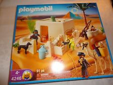 NWT Playmobil 4246 Egyptian Tomb with Treasure 91 Pieces NEW SEALED BOX