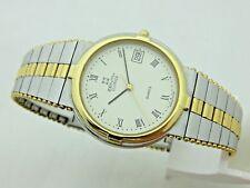Zenith Clipper date in acciaio e oro laminato unisex 32 mm