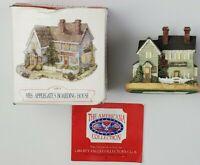 VTG Liberty Falls Americana Collection Mrs. Applegate's Boarding House AH24 1993