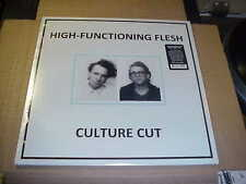 LP:  HIGH-FUNCTIONING FLESH - Culture Cut  NEW INDUSTRIAL SYNTH PUNK