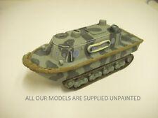 wargame vehicle.  WW2 German landwasserschlepper. 1/56 kit for 28mm (825)