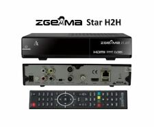 ZGEMMA H.2H ORIGINAL 2018 DUAL CORE SATELLITE RECEIVER DVB-S2