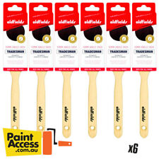 Paint Brush / Oldfields Tradesman Synthetic Sash Cutter 50mm PACK OF 6 DISCOUNT