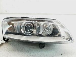 OEM 05-08 Audi A6 S6 Passenger Headlight Headlamp HID 4F0941030EK