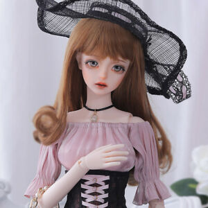 New Dress clothes Hair shoes For 1/3 BJD Doll Yoko
