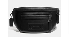 AUTHENTIC NWT Coach Men Terrain Belt Bag with multi style MSRP$298