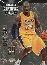 2014-15 Totally Certified Los Angeles Lakers Basketball Card #66B Kobe Bryant