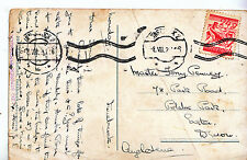 Genealogy Postcard - Family History - Penney or Penuey? - Exeter - Devon  A1151