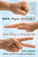 Rock, Paper, Scissors: Game Theory in Everyday Life  VeryGood