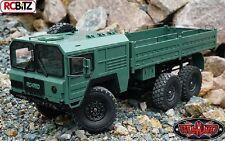 RC4WD Beast II 6x6 Z-RTR0028 Verde Militar De Camión RTR montado Muli Eje RC