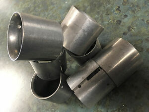 Lotus A907E6071Z Lot of 4 Dellorto 38mm Carburetor Chokes Elite / Eclat