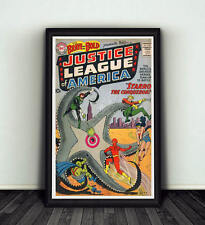 11x17 Brave and Bold #28 Comic Book Cover Replica Poster DC Movie Justice League