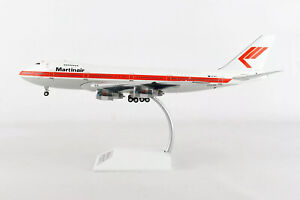 INFLIGHT 200 | IF7420817A | 1/200 SCALE MARTINAIR BOEING 747-200 | PH-MCF
