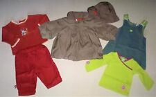 LOT  FILLE 6 MOIS AUTOMNE-HIVER TEE SHIRT +PANTALON ORCHESTRA-IMPERMEABLE MARESE