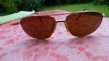 lunettes de soleil  vintage Lacoste style aviator ref 121 C022 L192