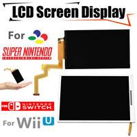Upper Bottom LCD Display Screen for Nintendo 3DSLL/3DSXL/DSXL/NDSI/Switch/Wii U