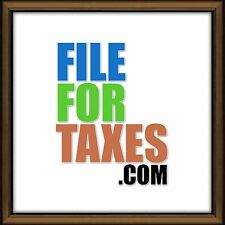 File For Taxes.com - TOP Tax Domain. Priced to sell FAST!!!!