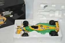 1:18 Paul's Model Art - Michael Schumacher Collection 1992 Benetton Ford B 192