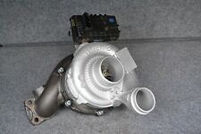 Turbocharger 761399 / 765156 for Mercedes S-Class 320 CDI. 2006 - 2008.