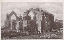 Haughmond Abbey, Nr SHREWSBURY, Shropshire - Wilding