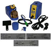 Hakko FX951-66 (FX-951) Digital Solder Station + Tips T15-JS02 T15-BCM2 T15-JL02