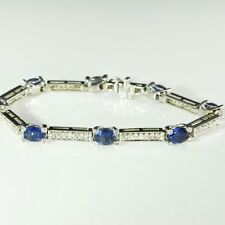 Bracelet 14k White Gold Vintage & Antique Jewellery