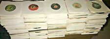ONE HUNDRED (100) 45 RPM RECORDS All From The 1970's! FREE SHIP! PRICE REDUCED!