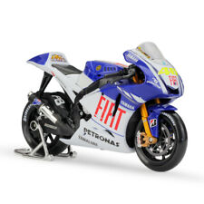 1:10 Diecast Racing Motorcycle Model YAMAHA Fiat 46 Valentino Rossi MotoGP 2009