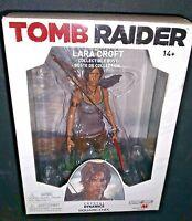 Tomb Raider LARA CROFT Collectible Bust Figure NIB Crystal Dynamics Square Enix