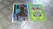 PLO KOON - 233 - Force Meister - Clone Wars Serie 2 - Star Wars Force Attax