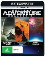 Extreme Adventure (Blu-ray, 2016)